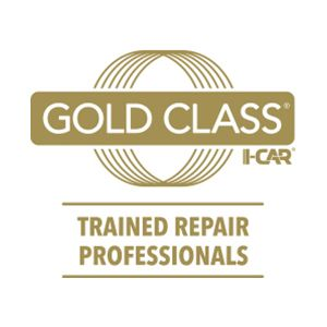 gold class certified collision