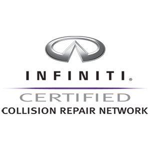 Infiniti auto body